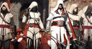 Assassin's Creed 2 Brotherhood cinematic