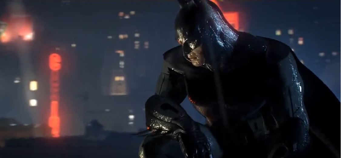 batman arkham city trailer - photo #12