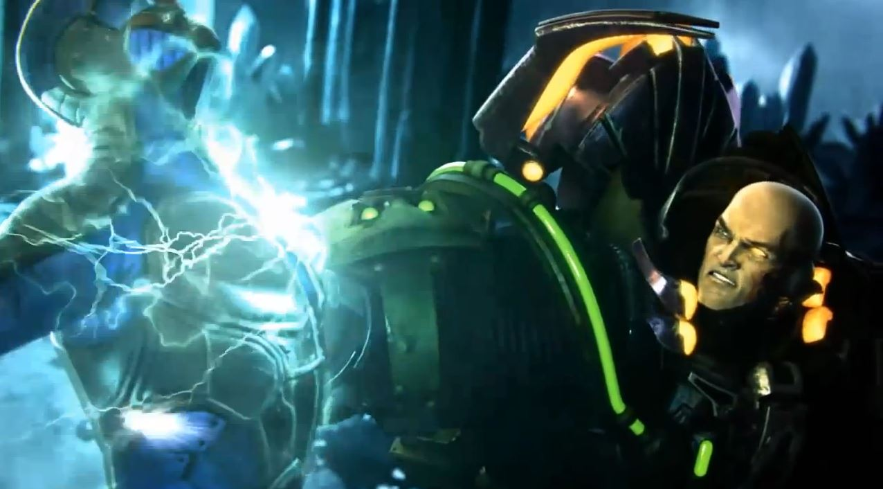 DC Universe Online Trailer - Fractured Future