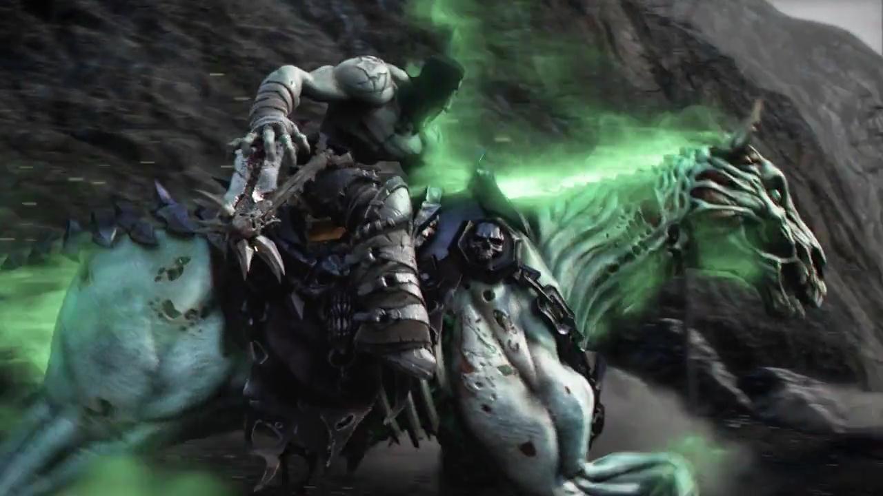 Darksiders II - Death Strikes Part 2