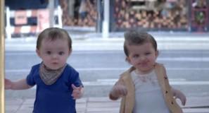 Evian – Dancing Babies Mirror