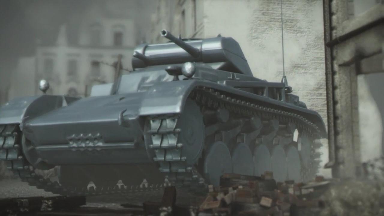 Panzer General Online - Full CGI Trailer