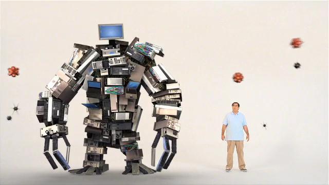 Transforming Symantec