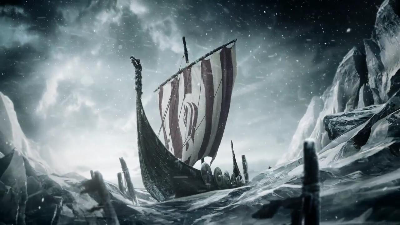 VIKINGS History Channel Teaser[20-21-11]