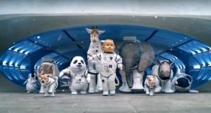 KIA SORENTO – SPACE BABIES