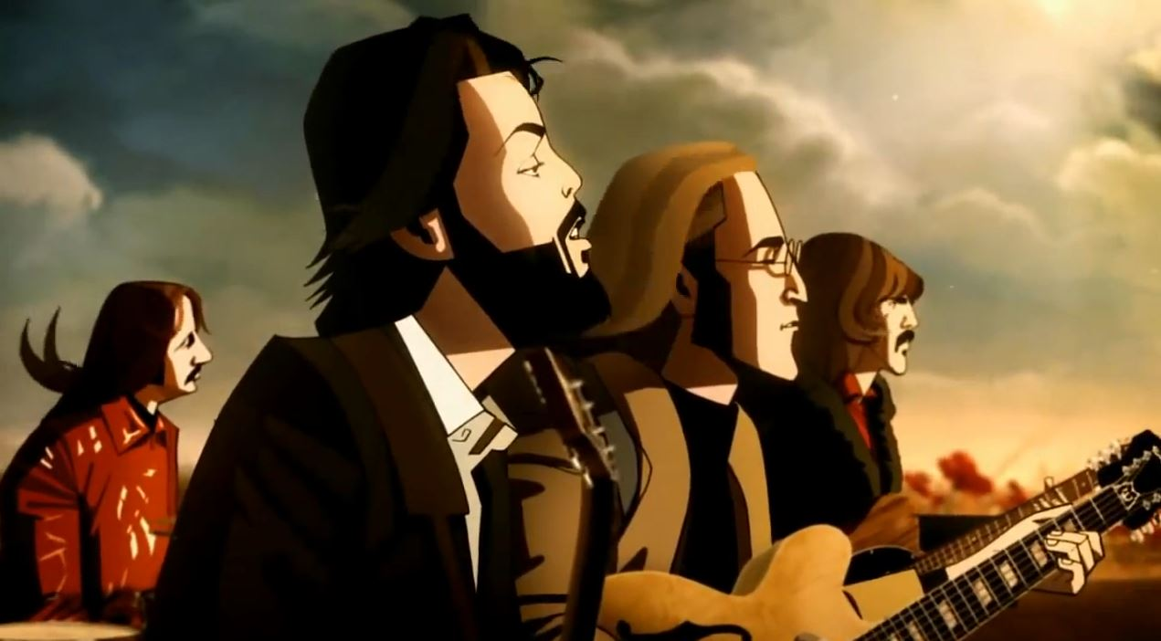 Rockband Beatles Outro