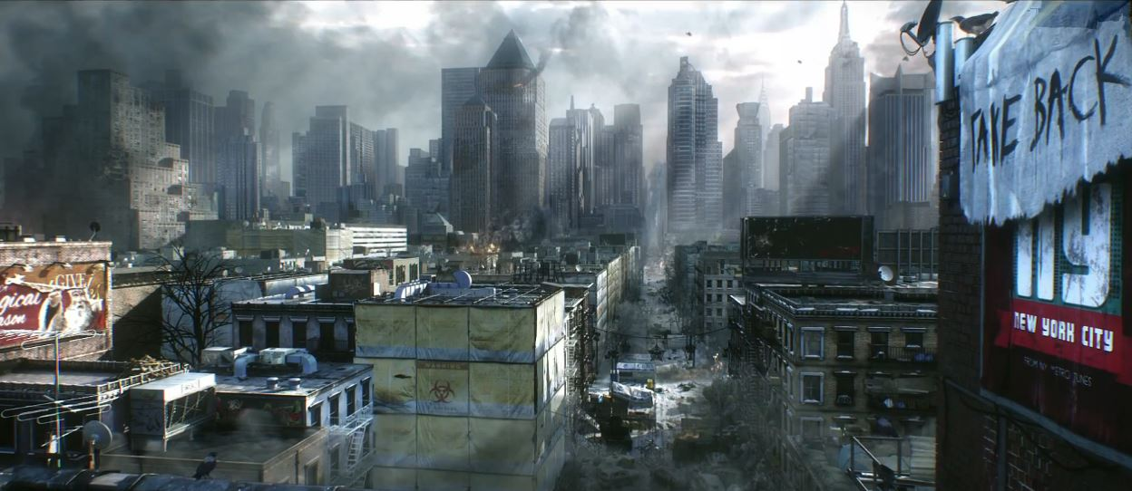 Tom Clancy's The Division E3 2014 Official Cinematic